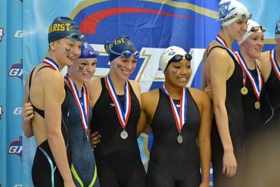 Marist School Photo Galleries: Swimming State championships &emdash;